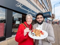 Wolverhampton dessert shop is among cream of the crop