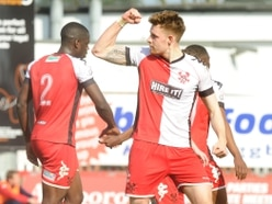 Kidderminster Harriers 5 Atherston Town 0 - Report
