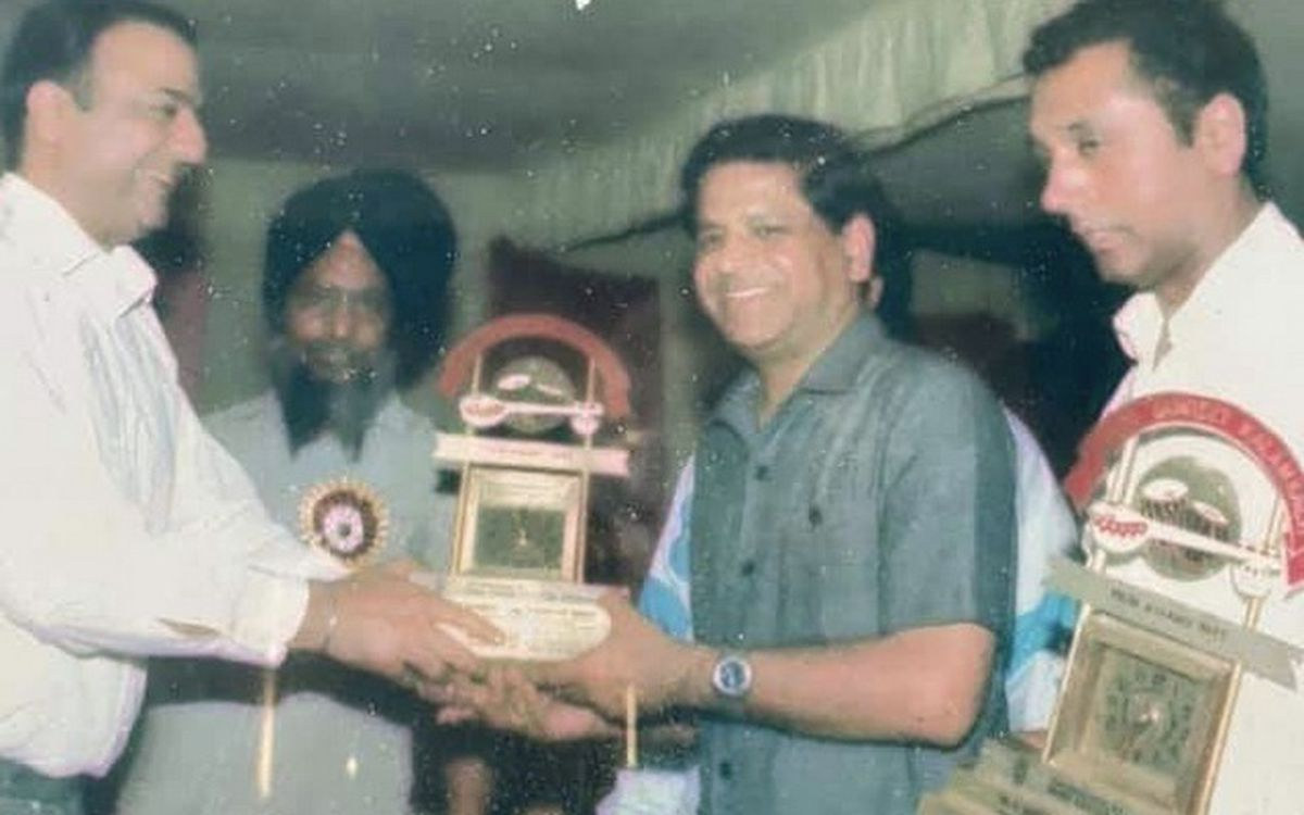 Surinder Singh Bahara was an award winning film maker