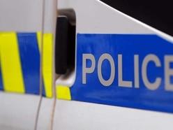 Suspected meat thief found hiding in kitchen cupboard