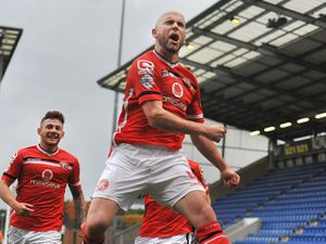 James O'Connor in his Walsall days