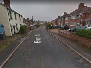 Butts Road, Wolverhampton. Photo: Google