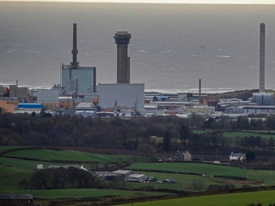 Firefighters at Sellafield nuclear site to stage fresh strike