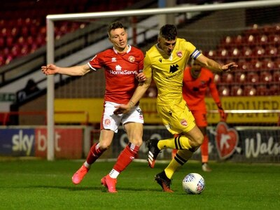 Walsall 0 Morecambe 2 - Report