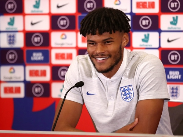 Aston Villa's Tyrone Mings reveals he heard racist abuse during England warm-up
