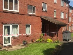 Wolverhampton flats evacuated after electrical fire