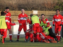 Loughborough Dynamo 1 Chasetown 2 - Report and pictures