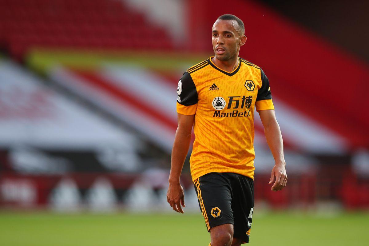 Fernando Marcal of Wolverhampton Wanderers (AMA)