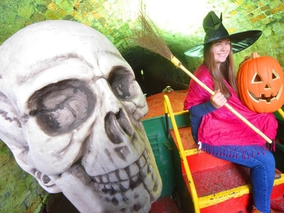 Hundreds of people to descend on canal trust for Halloween event