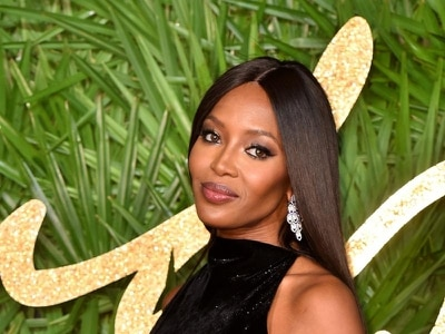 Naomi Campbell condemns magazine's 'whitewashed' London