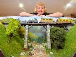 WATCH: Marvelling at mini model railway world in Wombourne - with pictures