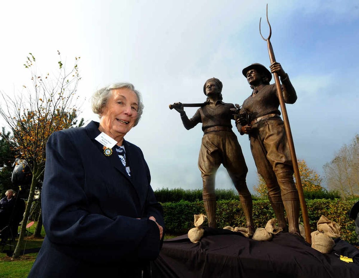 Nice to be remembered – June Rose Williams at the day