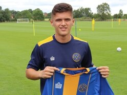 Wolves youngster Ryan Giles joins Shrewsbury Town on loan