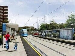 Midland Metro extension running six months behind schedule