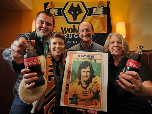 Wolves fans turn up in new Coca-Cola advert for the Premier League