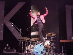 Review: Kaiser Chiefs, Uttoxeter Racecourse