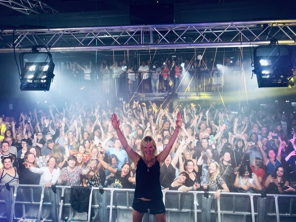 Jo Whiley's 90s Anthems, The Mill, Digbeth - review