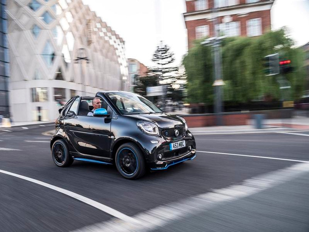 The Smart S Nimble Handling Is Ideal For Around Town