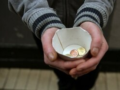 Professional Sandwell beggars 'earning up to £100 a day'