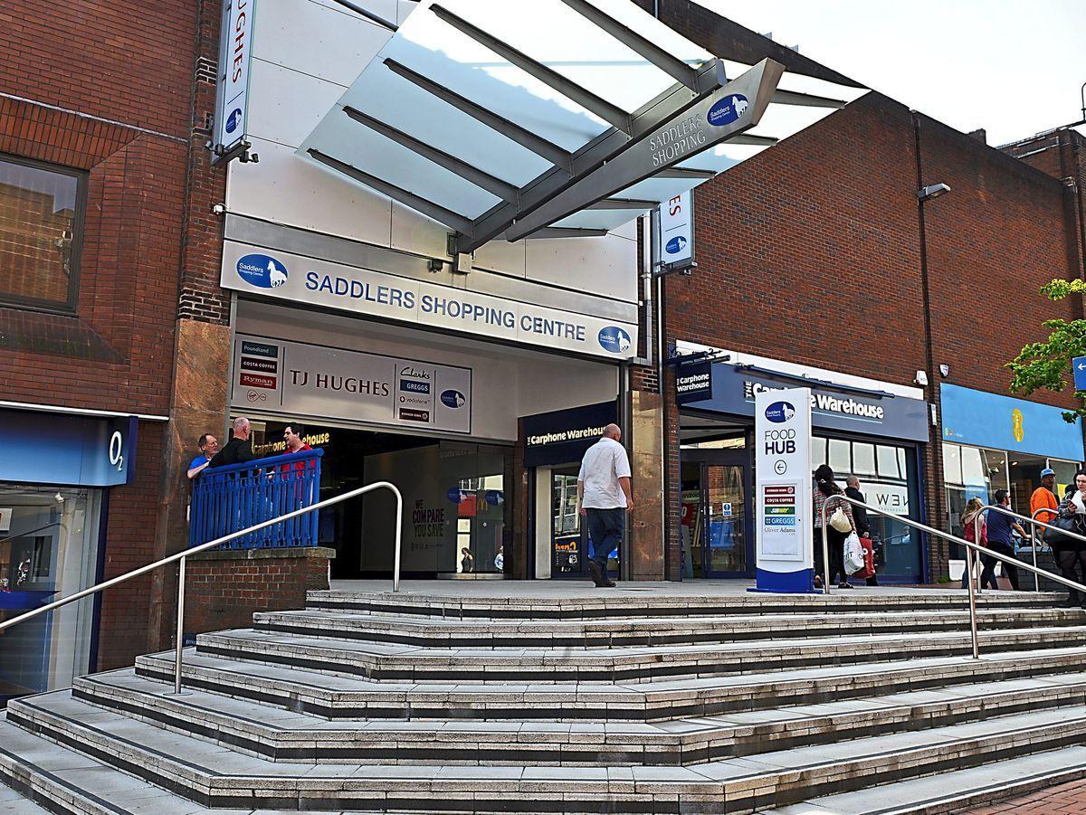 Saddlers Centre