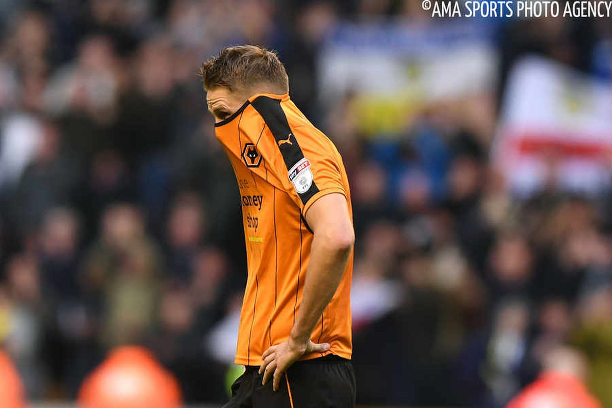 Wolves' David Edwards: We need to match quality with passion