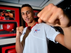 Benjamin Whittaker fighting his way to a golden future