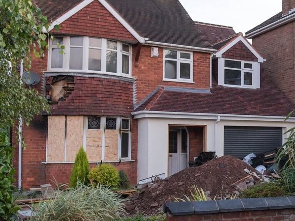 Woman killed in Black Country house fire
