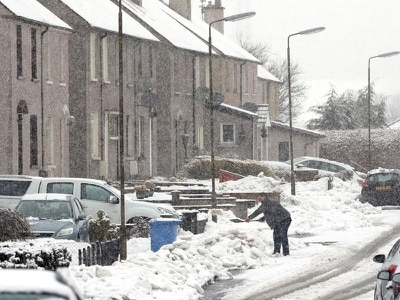 Wintry weather forecast as temperatures plunge