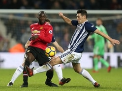 West Brom 1 Manchester United 2 - Albion player ratings