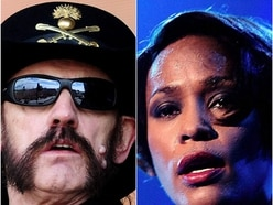 Motorhead and Whitney Houston among nominees for Rock And Roll Hall Of Fame