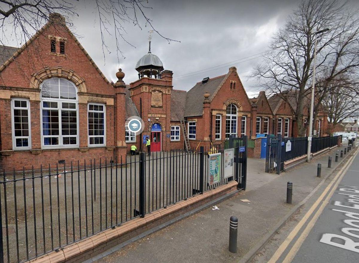 Rood End Primary School. Photo: Google