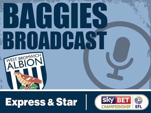 Baggies Broadcast - Season 3 Episode 3: Hit for four on transfer deadline day!