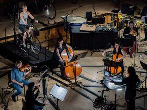 London Sinfonietta orchestra performance