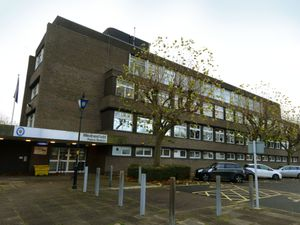 Wednesfield Police Station has been earmarked for closure by West Midlands Police