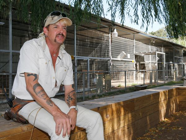 Joseph Maldonado-Passage, also known as Joe Exotic