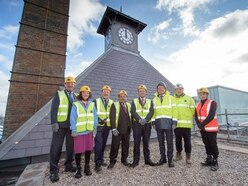 Fears coronavirus could delay University of Wolverhampton's £100m Springfield Brewery campus