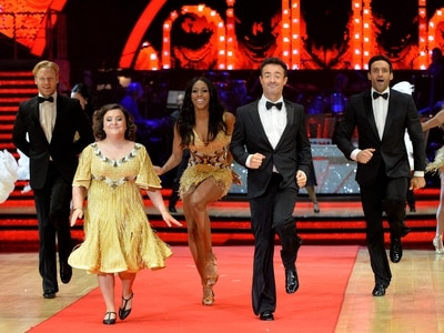 Strictly Come Dancing Live: Glitzy night of dancing makes all the right moves - REVIEW