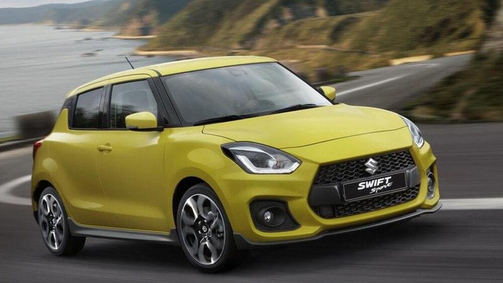 Suzuki Swift Sport goes from warm to hot hatch status