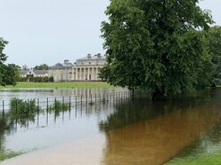 Shugborough Estate shut as flooding continues to cause disruption