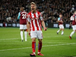 Wolves chase Stoke right-back Moritz Bauer