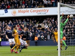 Millwall goalkeeper David Martin backed to recover from FA Cup gaffe