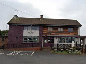 The Seven Stars pub in Sedgley. Photo: Google