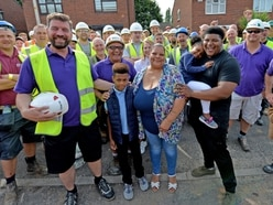 DIY SOS in West Bromwich: How an army of traders has answered the call