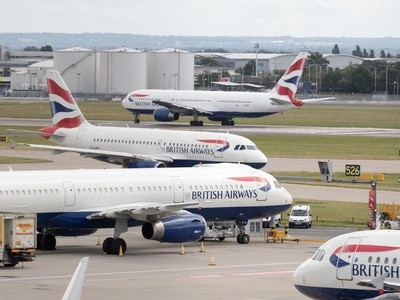 Heathrow branded 'massive gravy train' as BA boss slams expansion costs