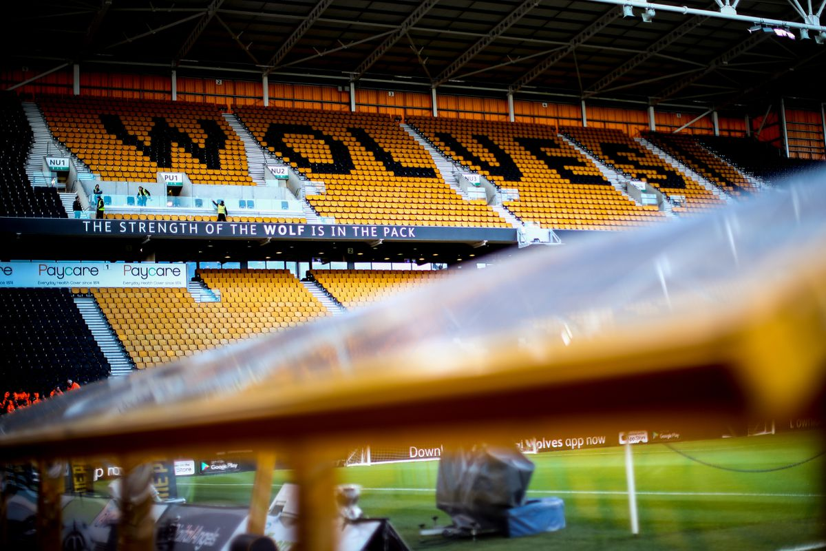 Molineux, home of Wolves (AMA)