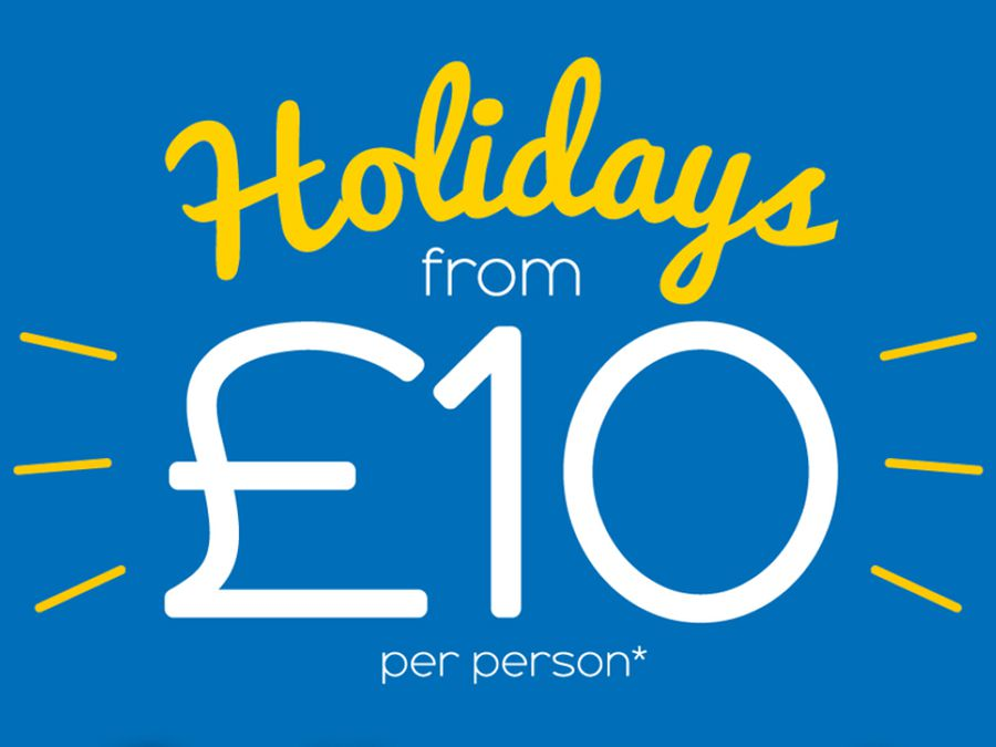 Don't miss out on our brilliant bargain holiday offer