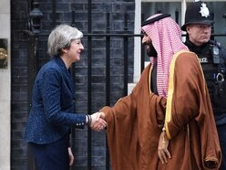 How much is Britain's relationship with Saudi Arabia worth?