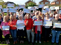 Revealed: Postcode Lottery winners scoop share of £3m