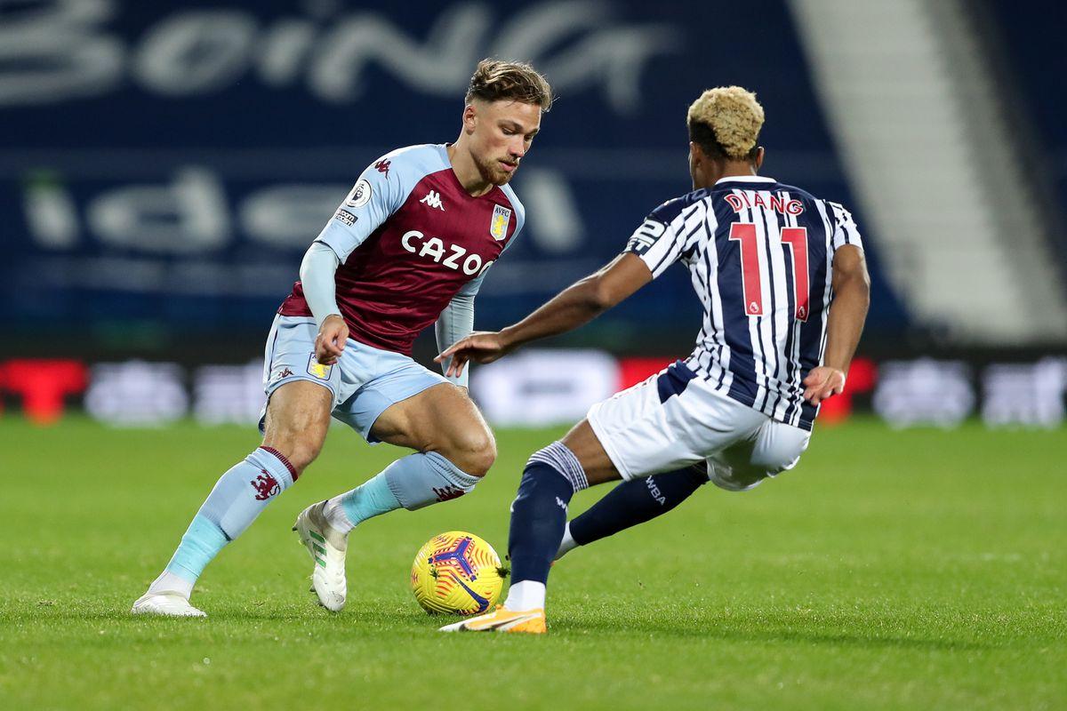 Matty Cash of Aston Villa (AMA)