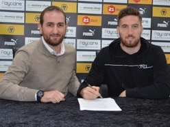 Matt Doherty signs four-year contract at Wolves